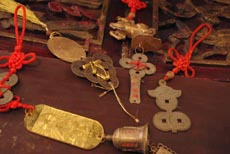 Old Feng Shui Pendants