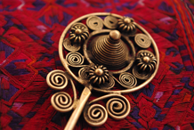 Chinese hairpins miao minority