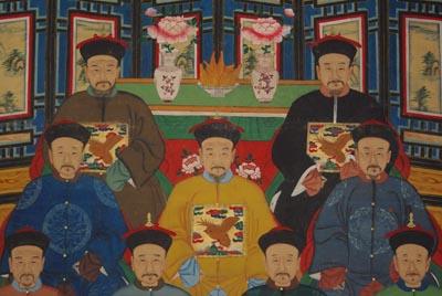Art asiatique et l'art traditionnel chinois