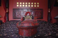 Anciennes Boites Chinoise En Bois Antiquite