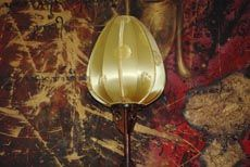 Lampe Chinoise en Bois Boutiques Objets Chinois