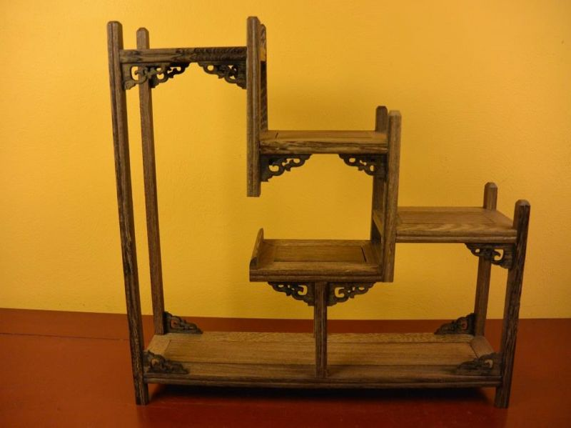 tag re chinoise d coration asiatique 34x30cm. Black Bedroom Furniture Sets. Home Design Ideas