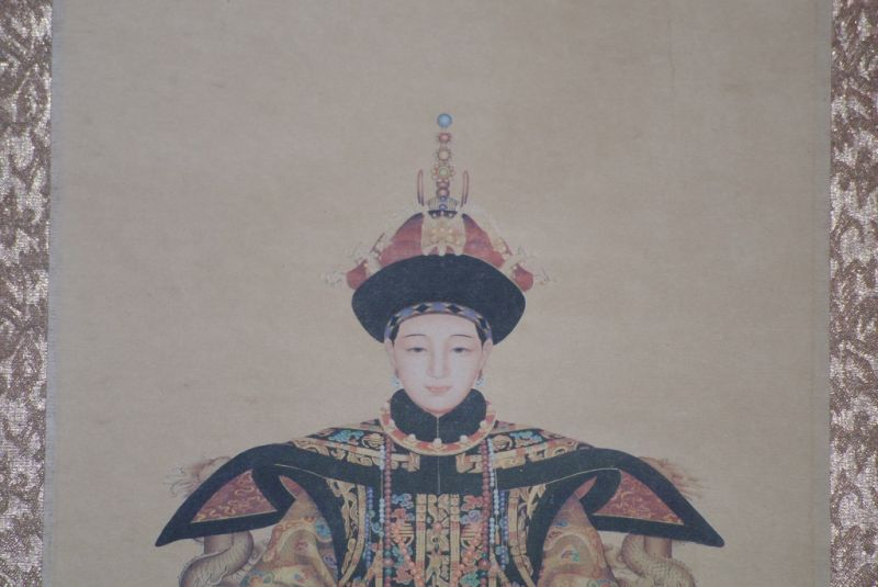 Chinese ancestor couple Jiaqing emperor 2