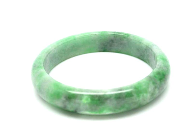 Jade Bracelet Bangle Class A Several Green 6 15 2