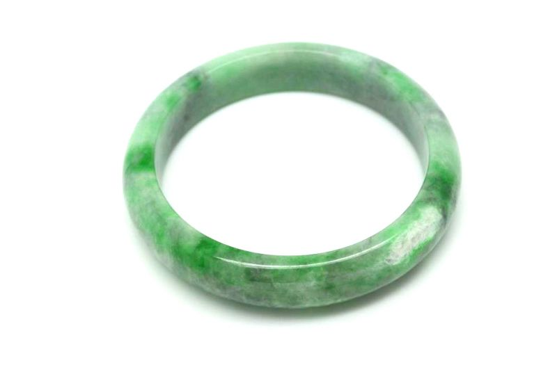 Jade Bracelet Bangle Class A Several Green 6 15 5