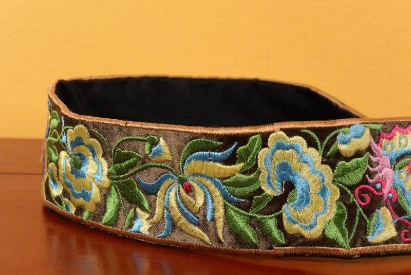 Miao Belts - Embroidery - Several colors 2