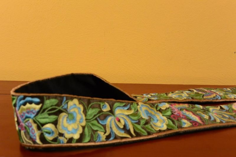 Miao Belts - Embroidery - Several colors 4