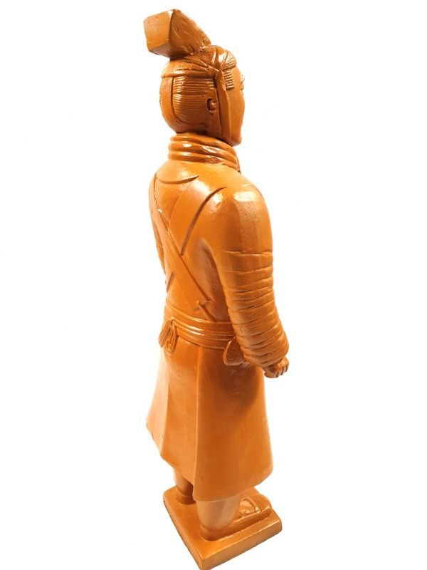 Terracotta Warrior - Terracotta army - Modern Version - Yellow Safran 4