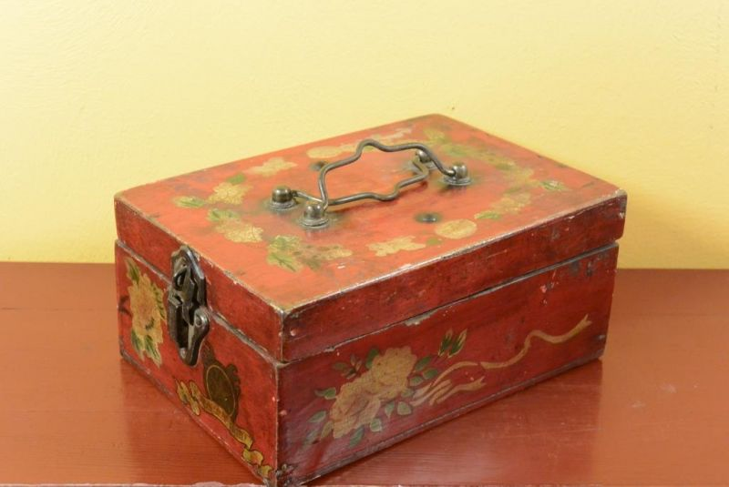 Old Chinese Chest - Mao era