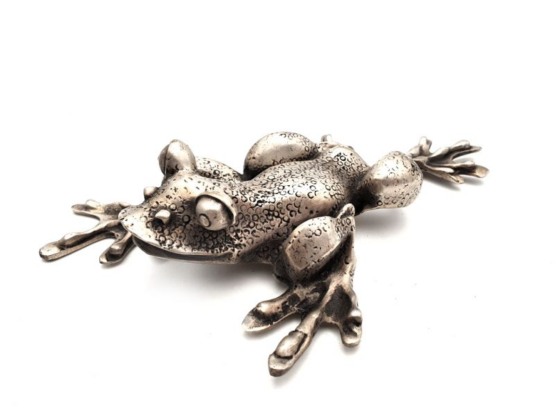 Chinese Statue Metal Frog