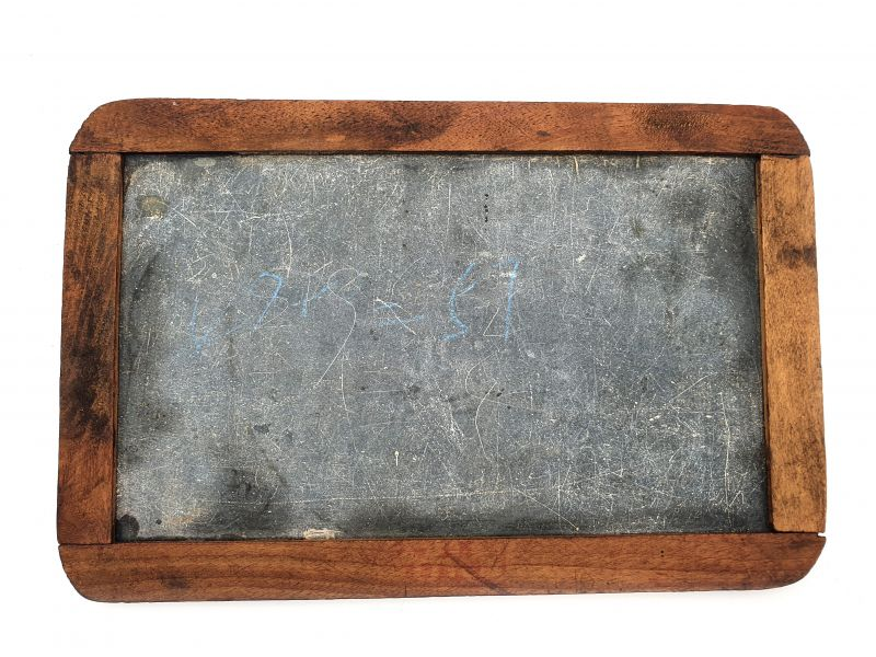 Antique School Slate
