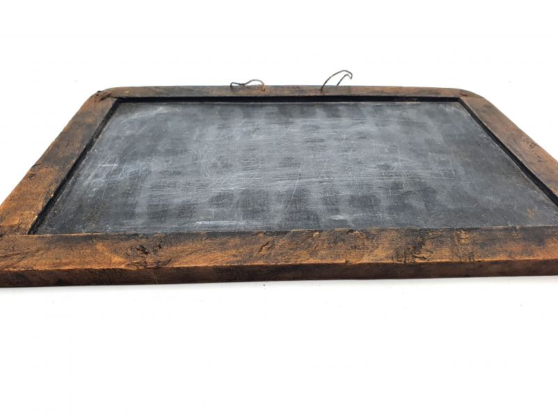 Antique School Slate from China 2
