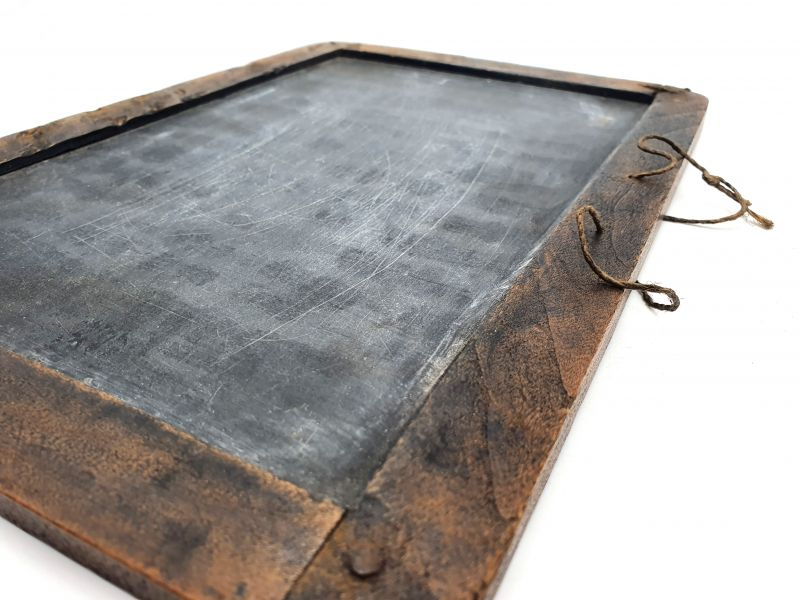 Antique School Slate from China 3