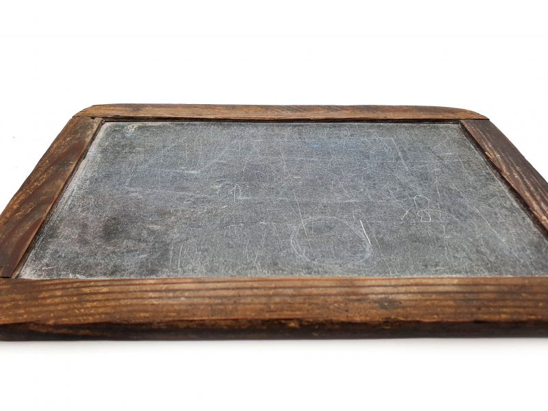 Small Antique School Slate 2