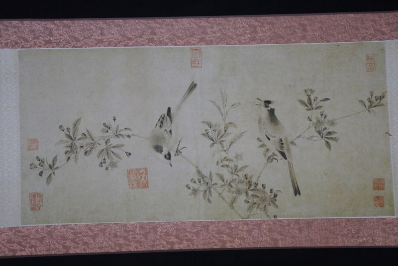 Chinese Painting Birds 5