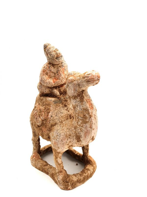 Chinese Terracotta Statue Tang Camel 2