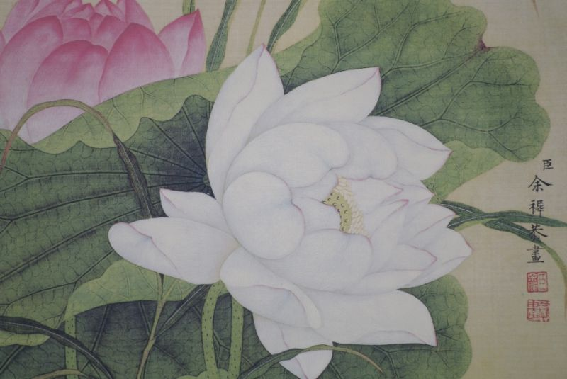 Chinese Paintings to Frame Dragonfly 5