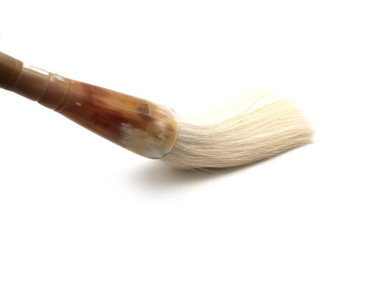 Chinese Modern Brush 100% Horn 4