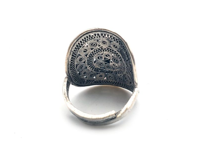 Chinese Ring from the Miao Minority Circle of life 2