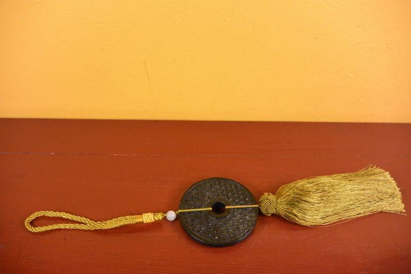 Feng shui chic borla jade negro bi for El arte del feng shui