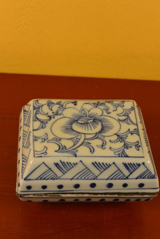 Chinese Porcelain Potiche box 2
