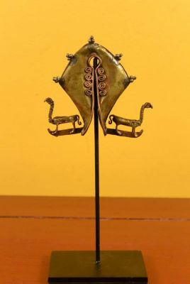 Old Indonesian Jewel - Mamouli from Sumba - Animal