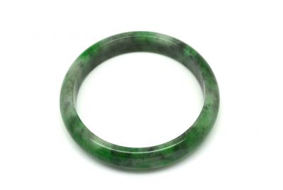 Jade Bracelet Bangle Class A Green 6 2cm
