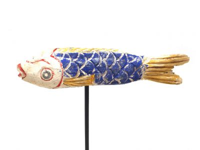 Feng Shui protection fish Statue