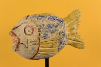 Small Feng Shui protection fish Statue