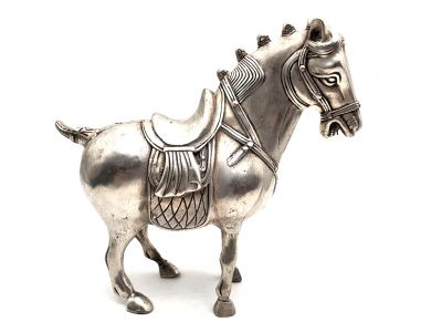 Chinese Statue Metal Horse
