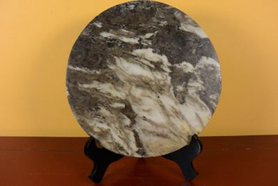 Chinese Marble Dreamstone Painting - Abstract art