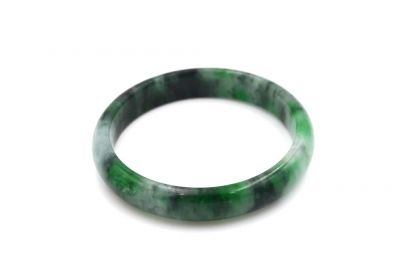 Jade Bracelet Bangle Class A Green