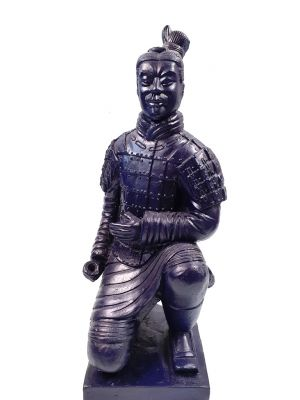 Terracotta Warrior - Terracotta army - Modern Version - Navy Blue