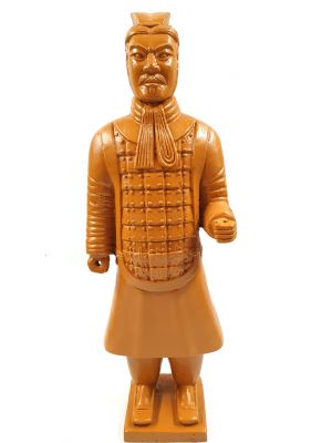 Terracotta Warrior - Terracotta army - Modern Version - Yellow Safran