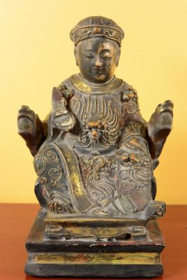 Old reproduction - Chinese votive statue