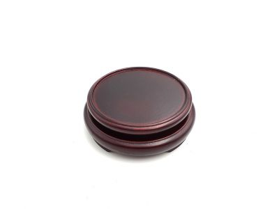 Chinese Wooden Stand - Round 10,0cm