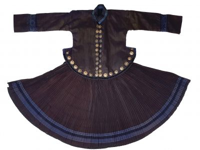 Ancient Chinese Costume of the Miao Ethnic Minority
