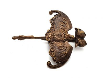 Chinese Brass padlock Bat from China