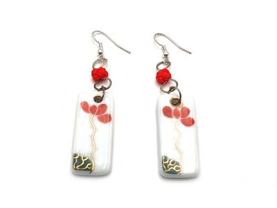 Flower of Japan Earrings