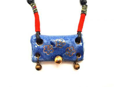 Ceramic Necklace From Asia