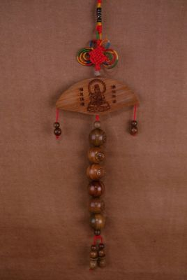 Feng Shui Pendants in Wood