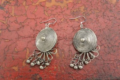Miao Ethnic Earrings China