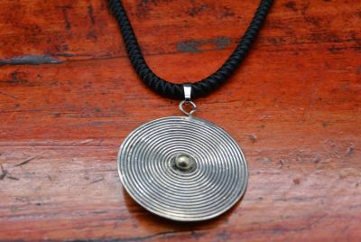 Ethnic Necklace Life Spiral
