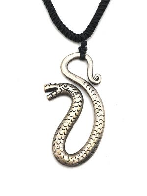 Ethnic Necklace Dragon
