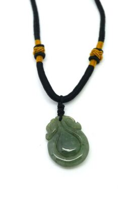 Collier en Jade Chine