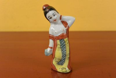 Small Chinese Erotica Snuff Box China