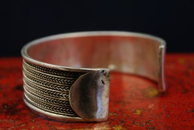 Small Miao ethnic Bracelet of Mariage