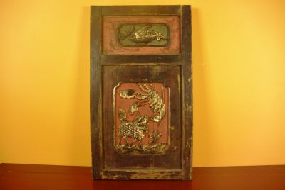 Old Large Wooden Panel from China Chinese door