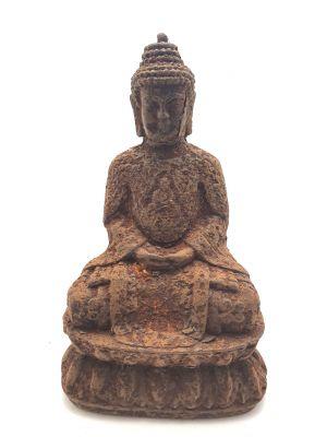Petit Bouddha en Métal