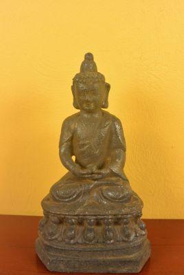 Bouddha en Métal